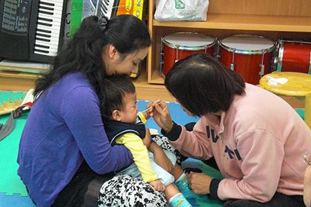 視障兒童視覺訓練圖片