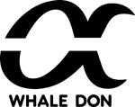 WHALEDON 鯨讚logo