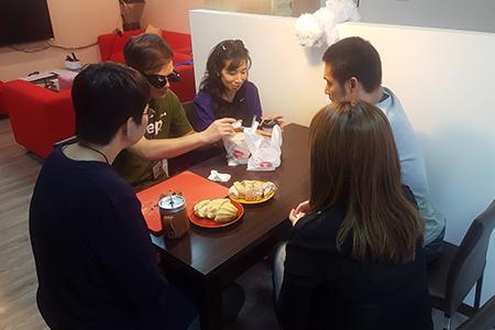 低視能家庭體驗圖片