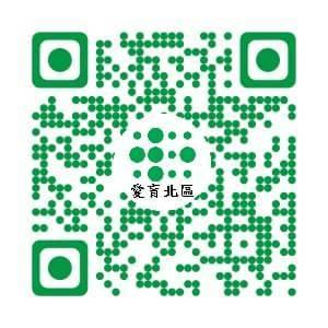 愛盲北區Q R code