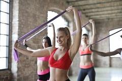 核心肌群運動圖片