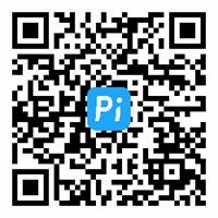 Pi錢包捐款QRcode